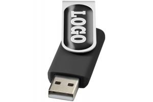 USB Rotate Basic met doming, 4GB